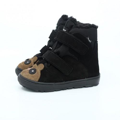 Mrugała Trzewik zimowy MALI bear black